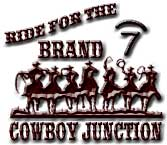 RIDE FOR THE BRAND WITH COWBOY JUNCTION CHURCH